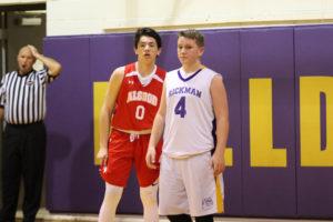 Rickman Basketball vs AMS 11-8-18-20