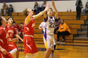 Rickman Basketball vs AMS 11-8-18-21