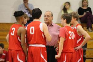 Rickman Basketball vs AMS 11-8-18