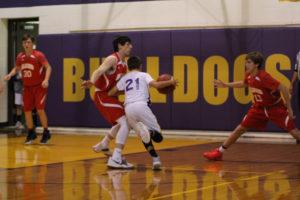 Rickman Basketball vs AMS 11-8-18-8