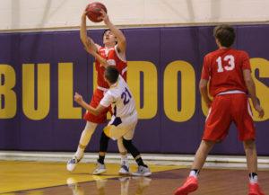 Rickman Basketball vs AMS 11-8-18-9