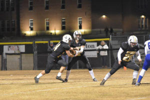 UHS Football vs Red Bank11-16-18-16