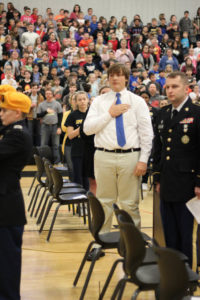 UMS Veterans Program 11-9-18-8