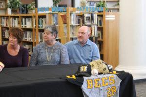 Will Mabrey Signing 11-16-18-17