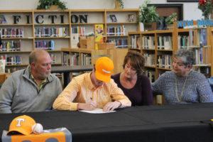 Will Mabrey Signing 11-16-18-19