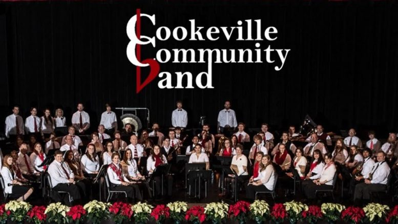 Community Band S Worldwide Christmas Celebration Concert Nov 25 At Cpac Upper Cumberland Reporter