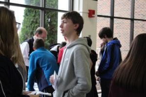 8th Grade Career Fair 12-4-18
