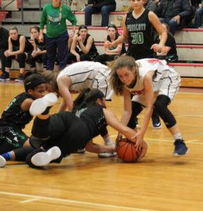 ATMS Basketball vs PSMS 12-3-18