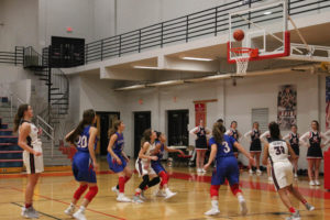 CHS Basketball Splits With Cleveland 12-11-18-10
