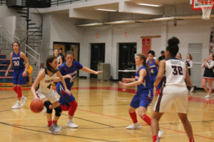 CHS Basketball Splits With Cleveland 12-11-18-12
