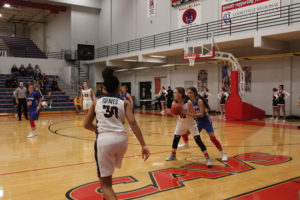 CHS Basketball Splits With Cleveland 12-11-18-13