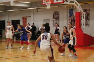 CHS Basketball Splits With Cleveland 12-11-18-14