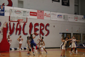CHS Basketball Splits With Cleveland 12-11-18-15