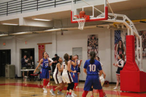 CHS Basketball Splits With Cleveland 12-11-18-17