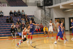 CHS Basketball Splits With Cleveland 12-11-18-24