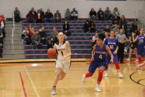 CHS Basketball Splits With Cleveland 12-11-18-25