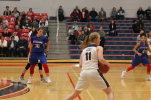 CHS Basketball Splits With Cleveland 12-11-18-27
