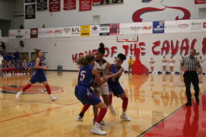 CHS Basketball Splits With Cleveland 12-11-18-3