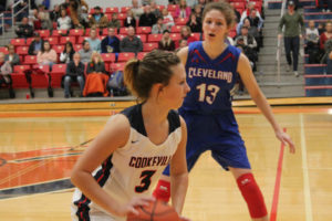 CHS Basketball Splits With Cleveland 12-11-18-33