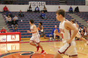 CHS Basketball Splits With Cleveland 12-11-18-38