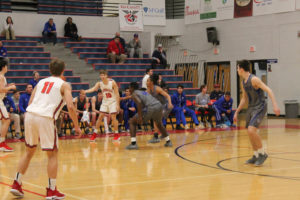 CHS Basketball Splits With Cleveland 12-11-18-39