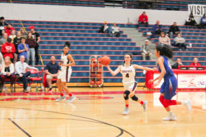 CHS Basketball Splits With Cleveland 12-11-18-4