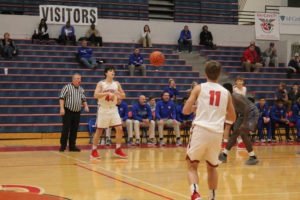 CHS Basketball Splits With Cleveland 12-11-18-40