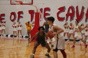 CHS Basketball Splits With Cleveland 12-11-18-41