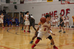 CHS Basketball Splits With Cleveland 12-11-18-42