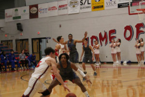 CHS Basketball Splits With Cleveland 12-11-18-43
