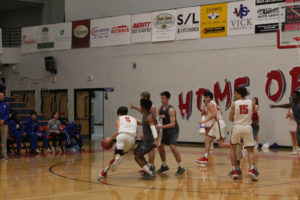 CHS Basketball Splits With Cleveland 12-11-18-44