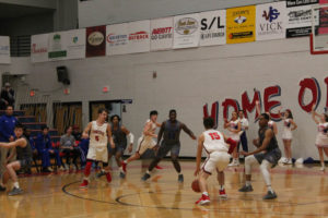CHS Basketball Splits With Cleveland 12-11-18-45