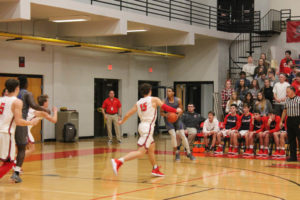 CHS Basketball Splits With Cleveland 12-11-18-46