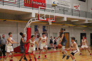 CHS Basketball Splits With Cleveland 12-11-18-47