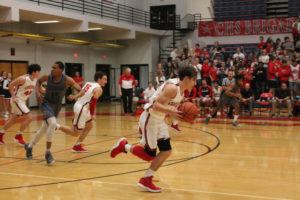 CHS Basketball Splits With Cleveland 12-11-18-48