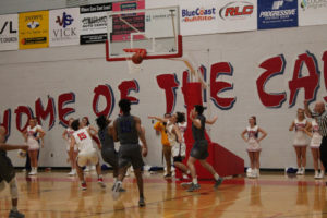 CHS Basketball Splits With Cleveland 12-11-18-49