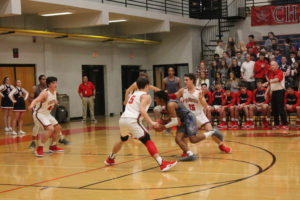 CHS Basketball Splits With Cleveland 12-11-18-51