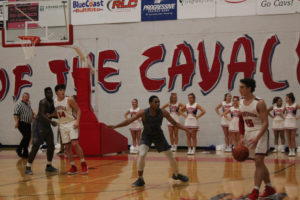 CHS Basketball Splits With Cleveland 12-11-18-52