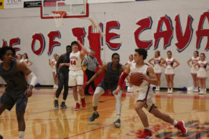CHS Basketball Splits With Cleveland 12-11-18-53