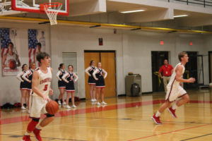 CHS Basketball Splits With Cleveland 12-11-18-54