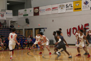 CHS Basketball Splits With Cleveland 12-11-18-55