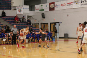CHS Basketball Splits With Cleveland 12-11-18-56