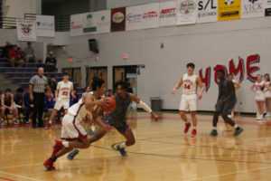 CHS Basketball Splits With Cleveland 12-11-18-57