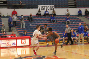 CHS Basketball Splits With Cleveland 12-11-18-60