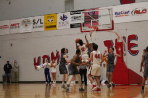 CHS Basketball Splits With Cleveland 12-11-18-62