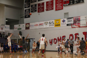 CHS Basketball Splits With Cleveland 12-11-18-63