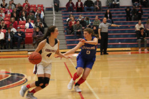 CHS Basketball Splits With Cleveland 12-11-18-8