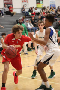 PSMS Basketball vs AMS 12-13-18-10