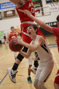 PSMS Basketball vs AMS 12-13-18-19