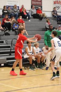 PSMS Basketball vs AMS 12-13-18